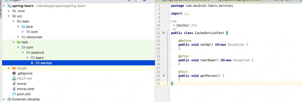 Idea 自动生成Junit单元测试插件JunitGenerator插图5