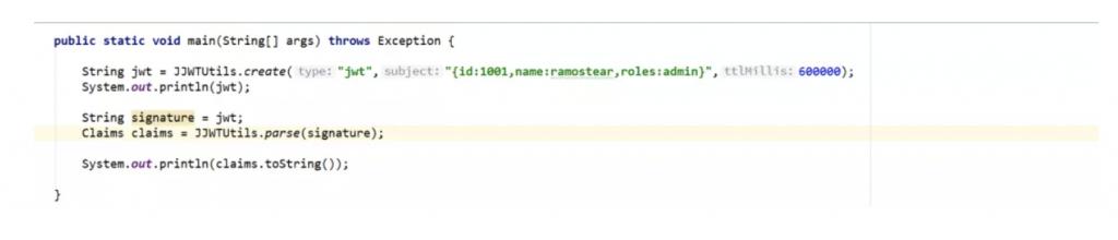 JWT-Json Web Token使用详解及注意事项插图(10)