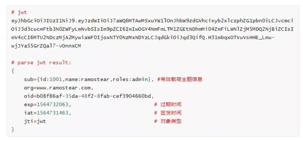JWT-Json Web Token使用详解及注意事项插图(12)