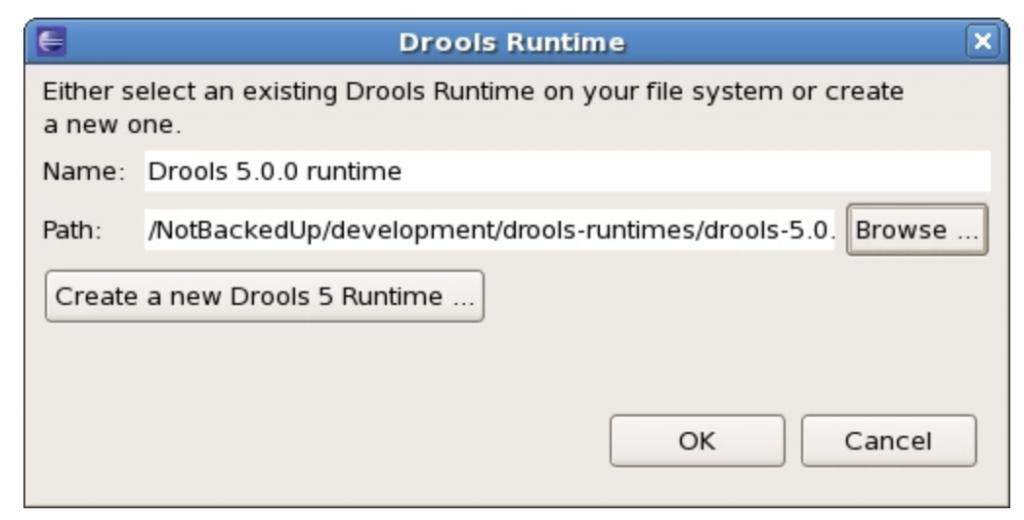 Drools 文档(安装和设置core&IDE)插图(3)