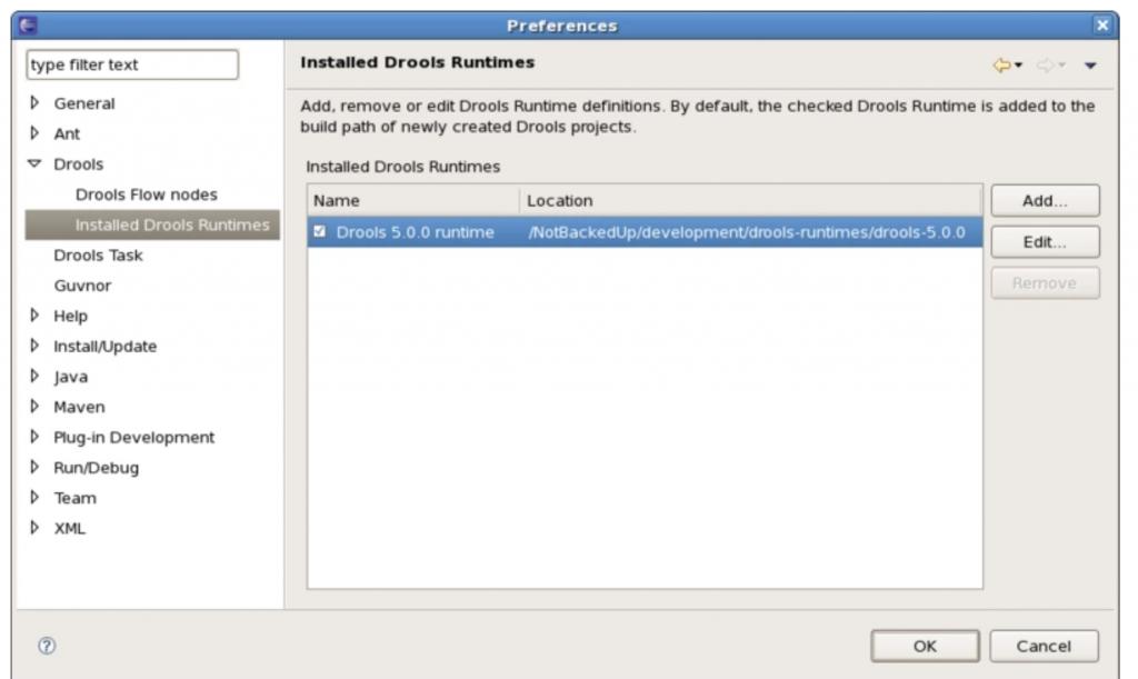 Drools 文档(安装和设置core&IDE)插图(4)