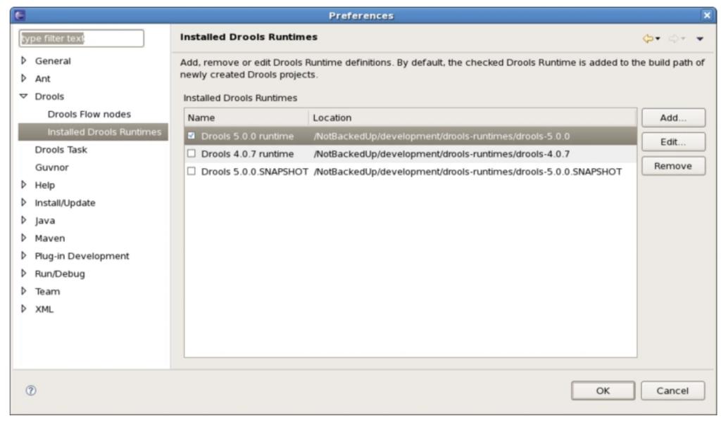 Drools 文档(安装和设置core&IDE)插图5