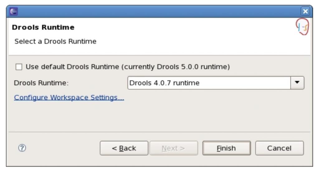 Drools 文档(安装和设置core&IDE)插图6