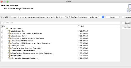 Drools7 Eclipse安装Drools插件插图4