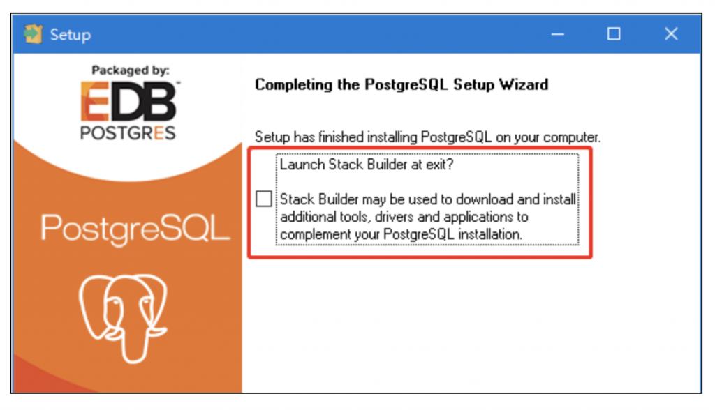 PostgreSQL安装及中文显示插图1