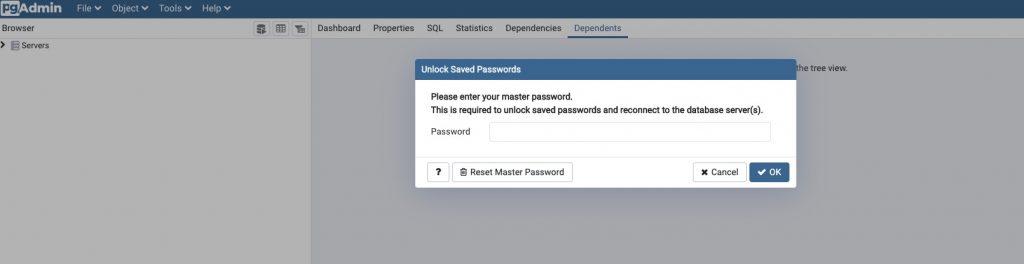 Mac OS安装PostgreSQL数据库插图6
