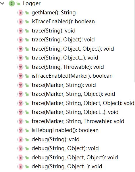 源码阅读-logback解析之对接日志门面slf4j插图2