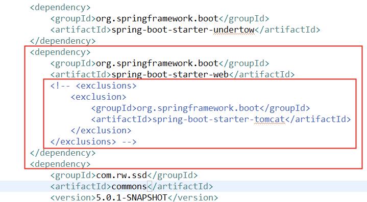 Unable to start ServletWebServerApplicationContext due to missing ServletWebServerFactory bean插图