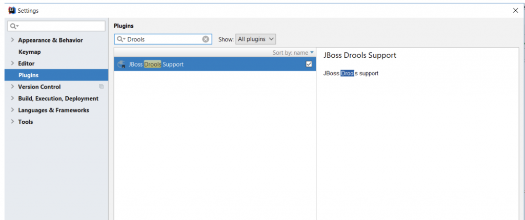 drools规则引擎idea插件插图