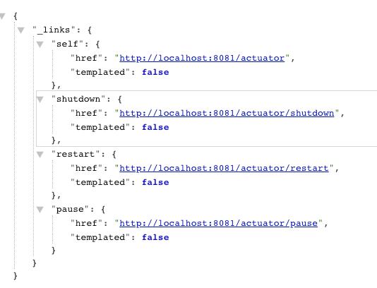 Spring Boot Actuator访问/actuator路径404错误插图1